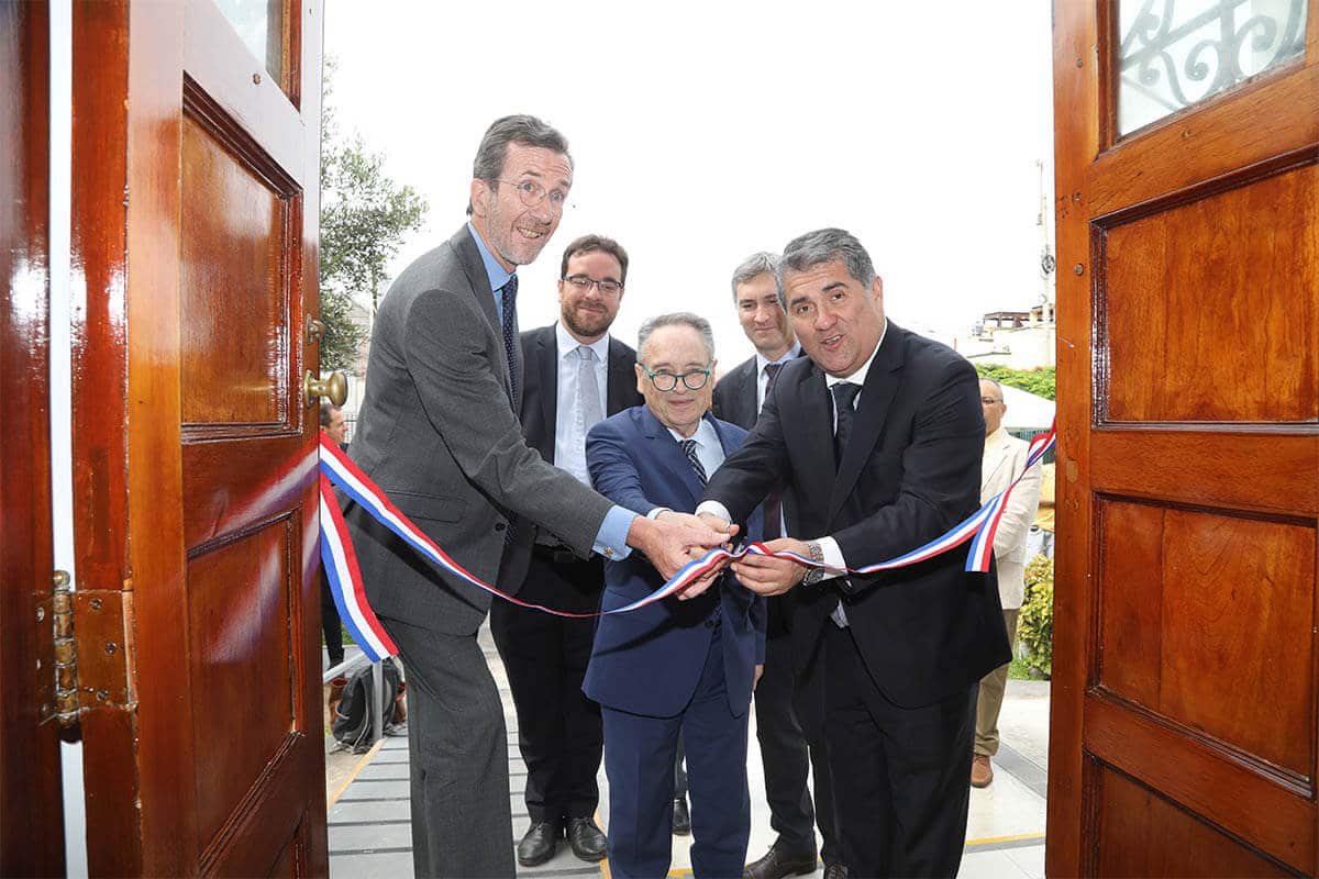 Inauguración AF Jesús María