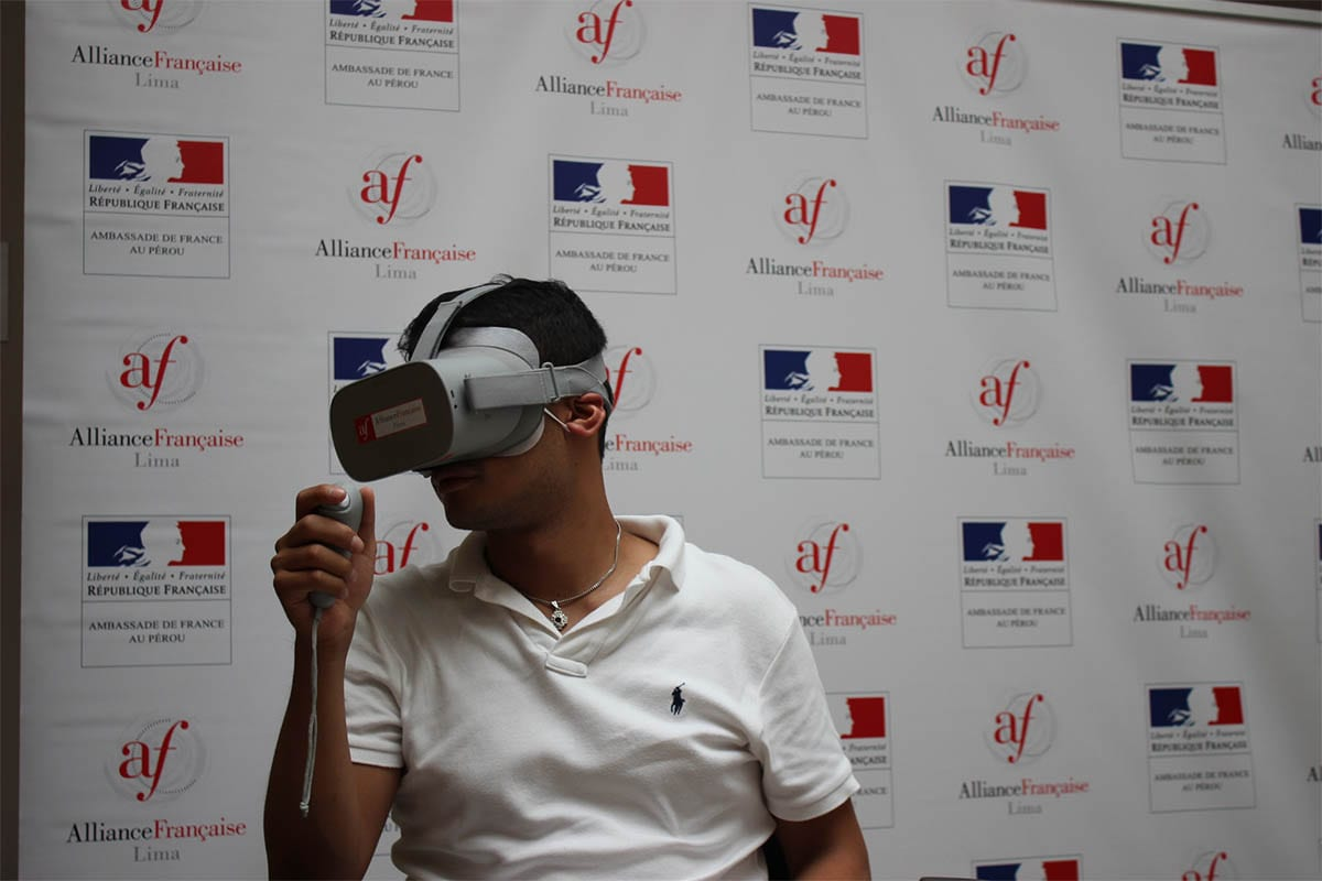 Petit moments - Lentes de realidad virtual