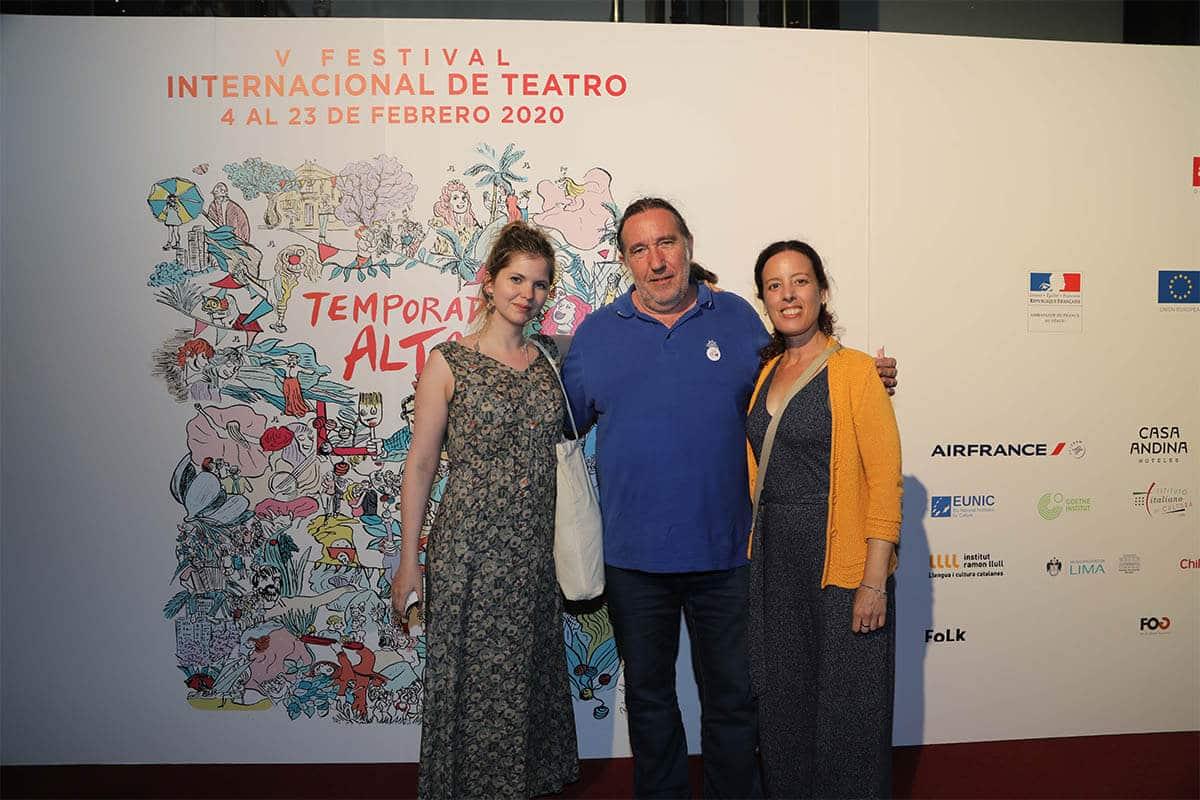 Festival Internacional de Teatro Temporada Alta